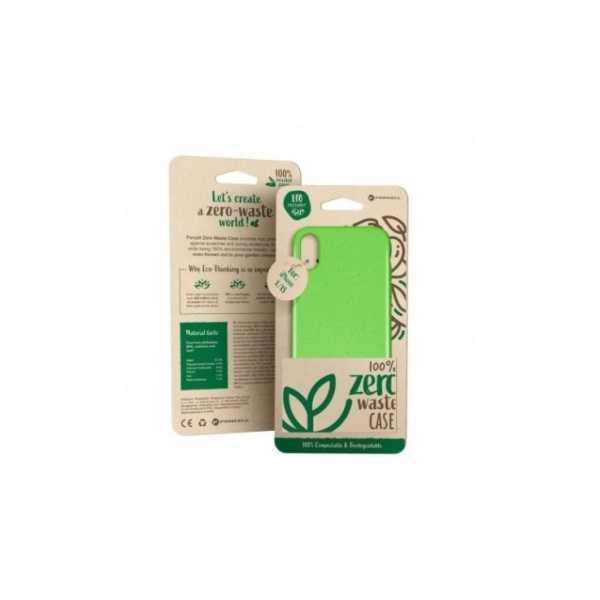 Coques biodégradables BIO sur le Apple iPhone 11  Vert
