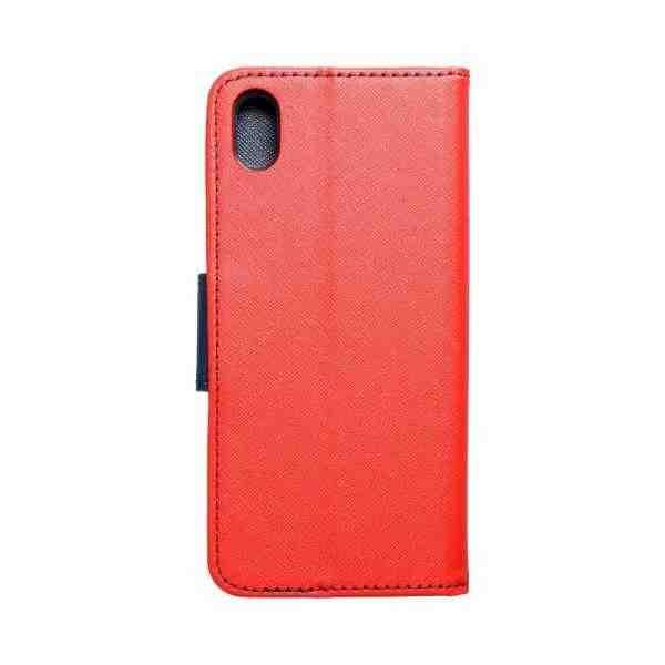 Silikónový kryt Forcell Silicone auf Huawei Y5 (2019) Rot